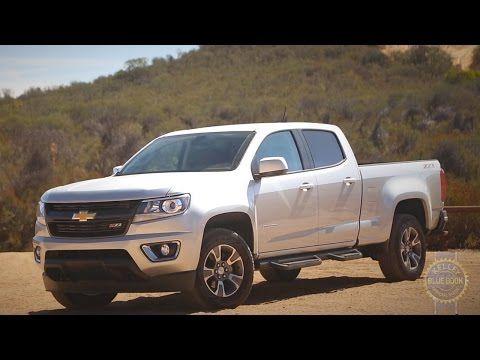 2015 Chevy Colorado And Gmc Canyon Video Review By Kelley Blue Book S Zach Vlasuk Chevy Colorado Chevrolet Colorado Gmc Canyon