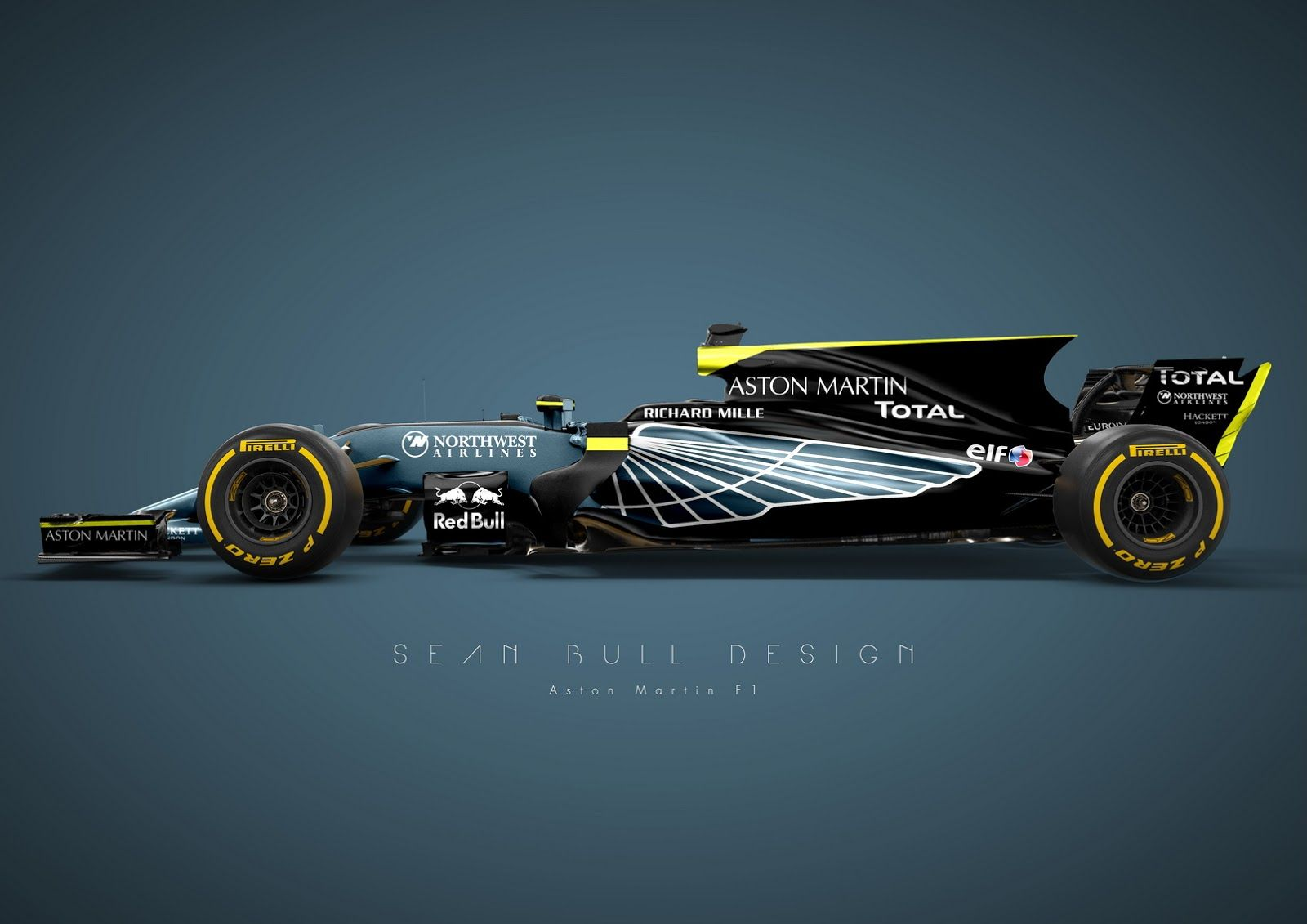 This Is What An Aston Martin F1 Factory Team Could Look Like Carscoops Aston Martin Aston Racing