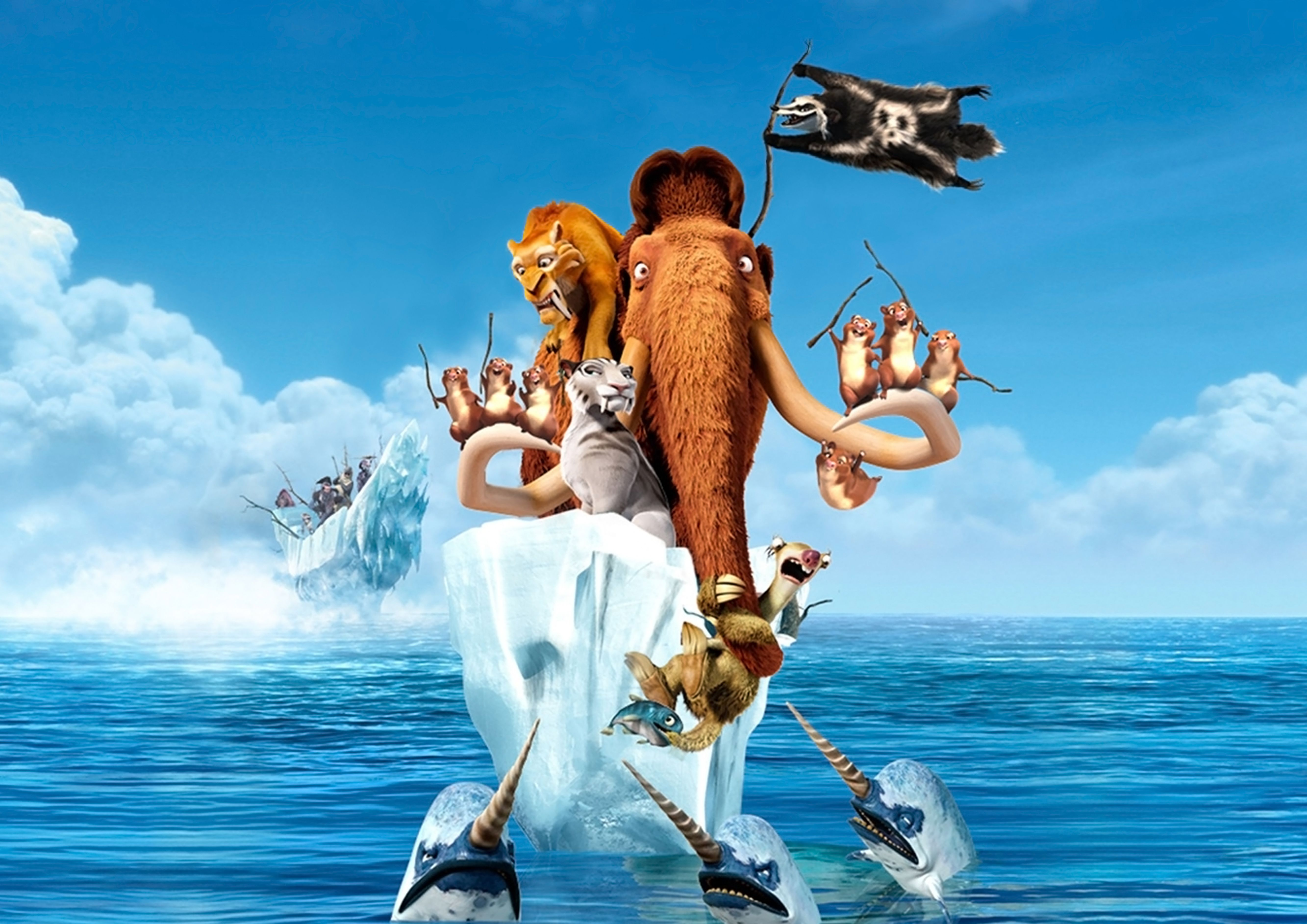 timetable ice age