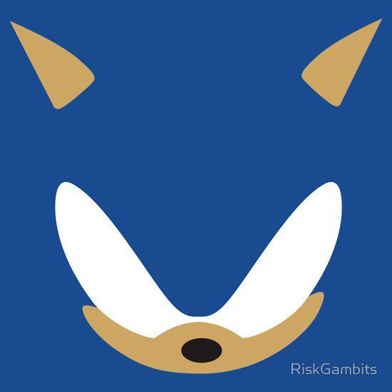 Sonic Minimalist Pesquisa Google Arte Divertido Sonic Vinilo