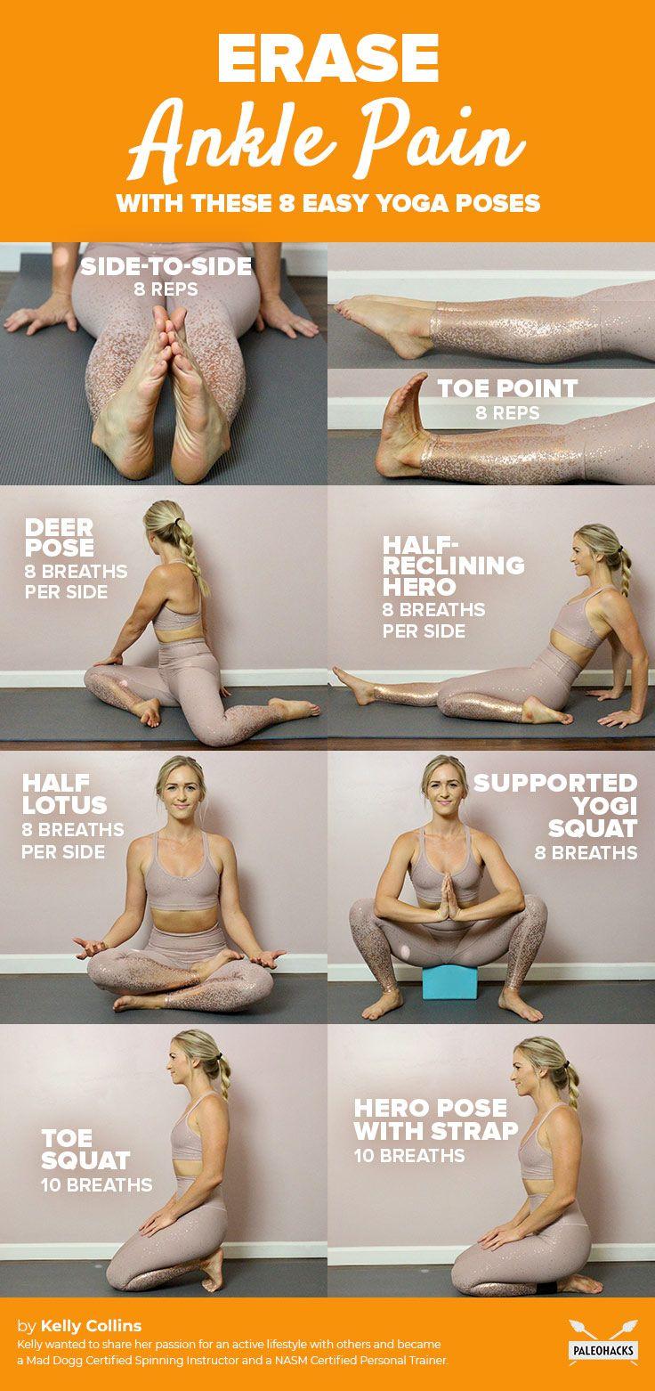 Lotus Pose Ankle Pain