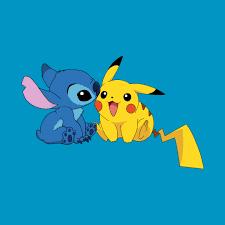 Resultat De Recherche D Images Pour Stitch Fond D Ecran Dessin Dessin Pikachu Dessin Kawaii