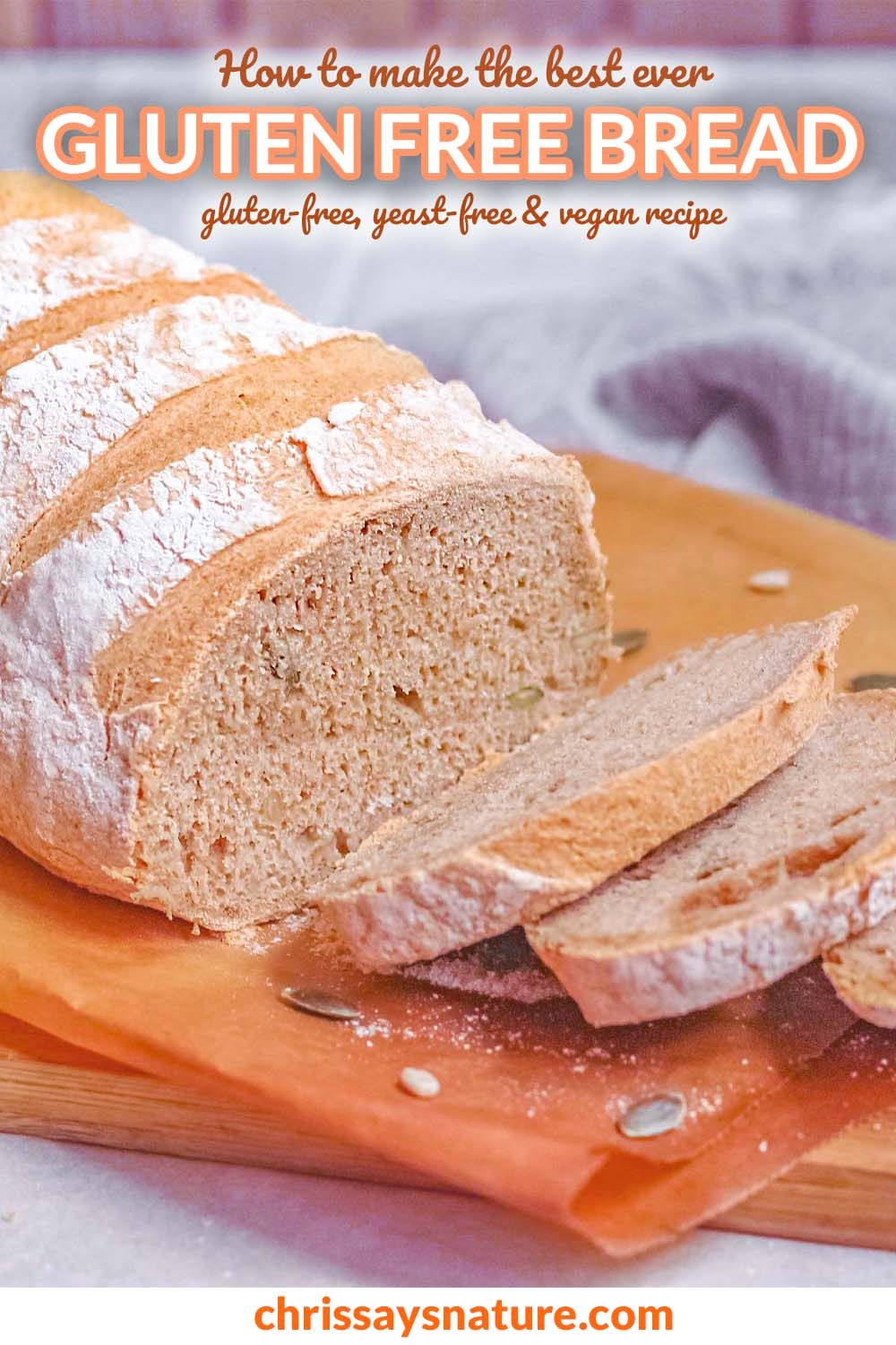 Pin On Bread Vegan Gluten Free