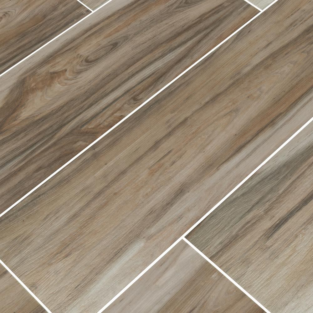 Msi Ansley Amber 9 In X 38 In Matte Ceramic Floor And Wall Tile 14 75 Sq Ft Case Nhdansamb9x38 The Home Depot Ceramic Floor Flooring Wall Tiles