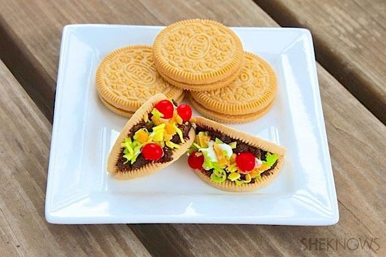 These Cinco de Mayo taco cookies slay with adorableness