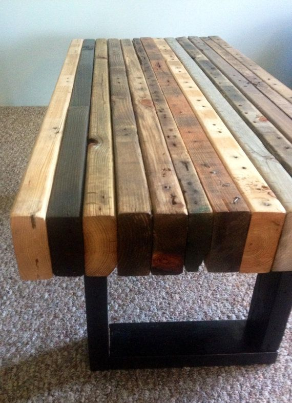 Charmant Reclaimed Pallet Coffee Table Von BraveTradingCompany Auf Etsy