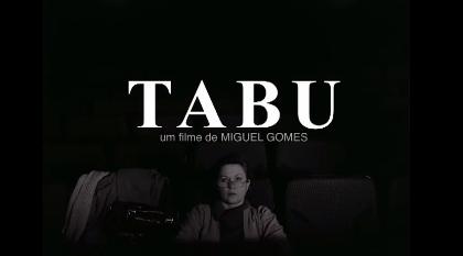 """Tabu"" distinguido com prémio internacional"