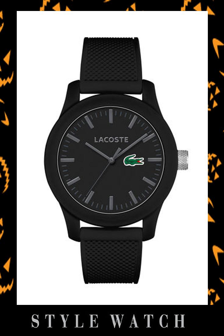 Pin De Stylewatch En Happyhalloween Lacoste Unisex Reloj