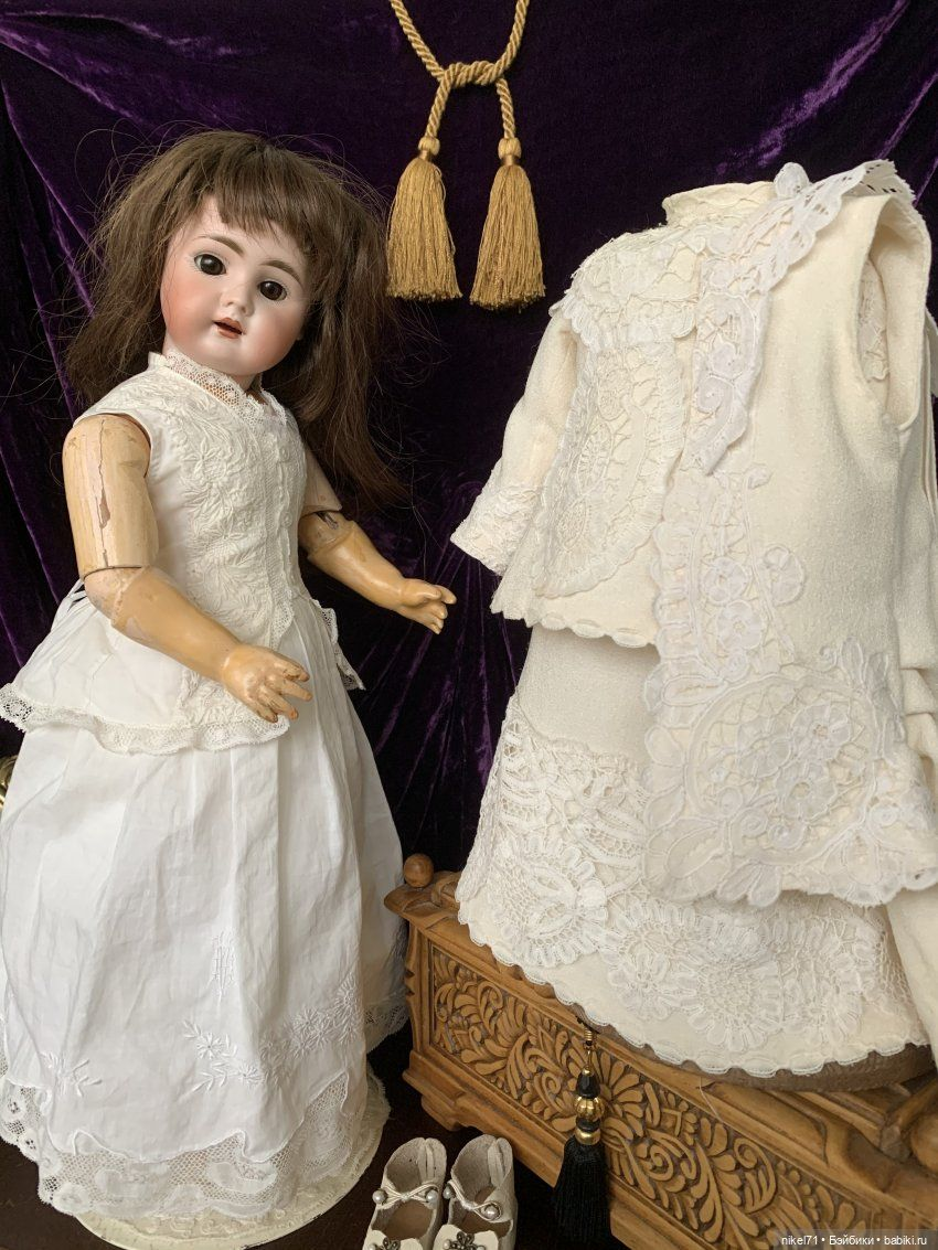 Моя «модная» кукла / Bahr & Proschild, антикварные куклы ...
