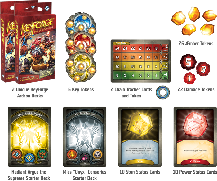 Keyforge Call Of The Archons Fantasy Flight Games Board Games Games Cards