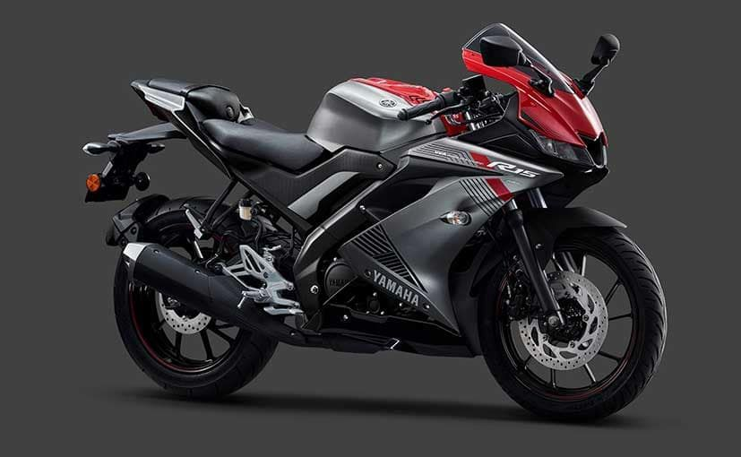 2019 Yamaha Yzf R15 V3 0 Abs Launched In India Priced At Rs 1 39 Lakh In 2020 With Images Yamaha Yzf Yamaha Bikes Yamaha