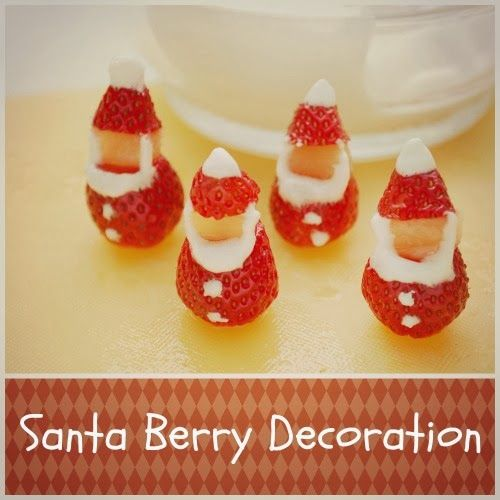 How to Make Santa Berry |Holiday Knight | #decorating the #Christmas #Santa #strawberry #treats with Icing | Santa berry