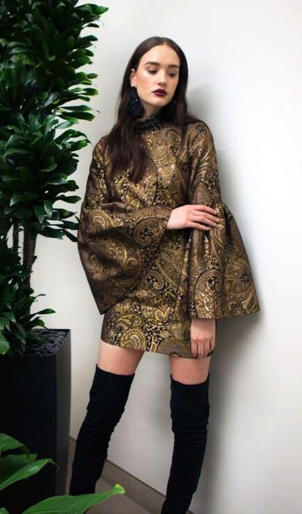 Go for baroque #NastyGal