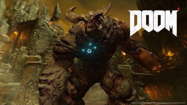 Gaming and Anime Portal - ED: Doom 4