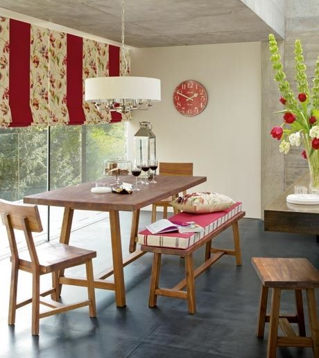 Collection - Gosford Cranberry - Laura Ashley