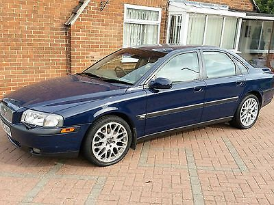 ebay 1999 volvo s80 t6 se auto blue only 1 owner 2 8 twin turbo rh pinterest com