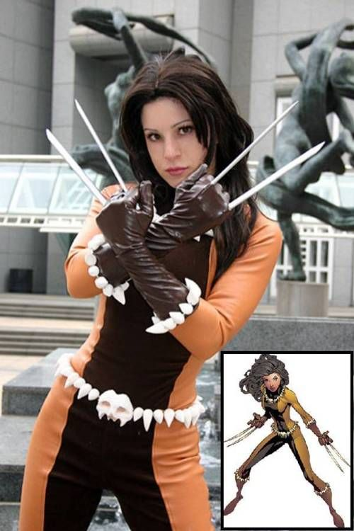 X-23 in Fang custume | Girls + Cosplay | Wolverine cosplay ... X 23 Costume