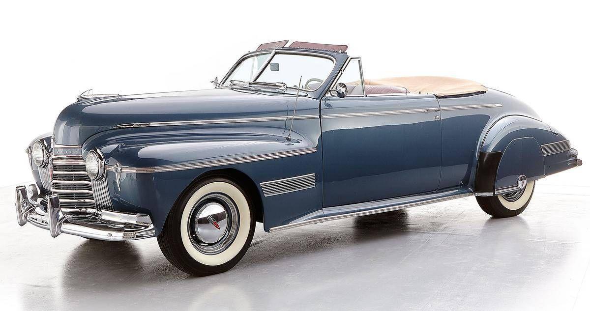 Oldsmobile 98 Convertible Coupe 1941r Trucks American 50er