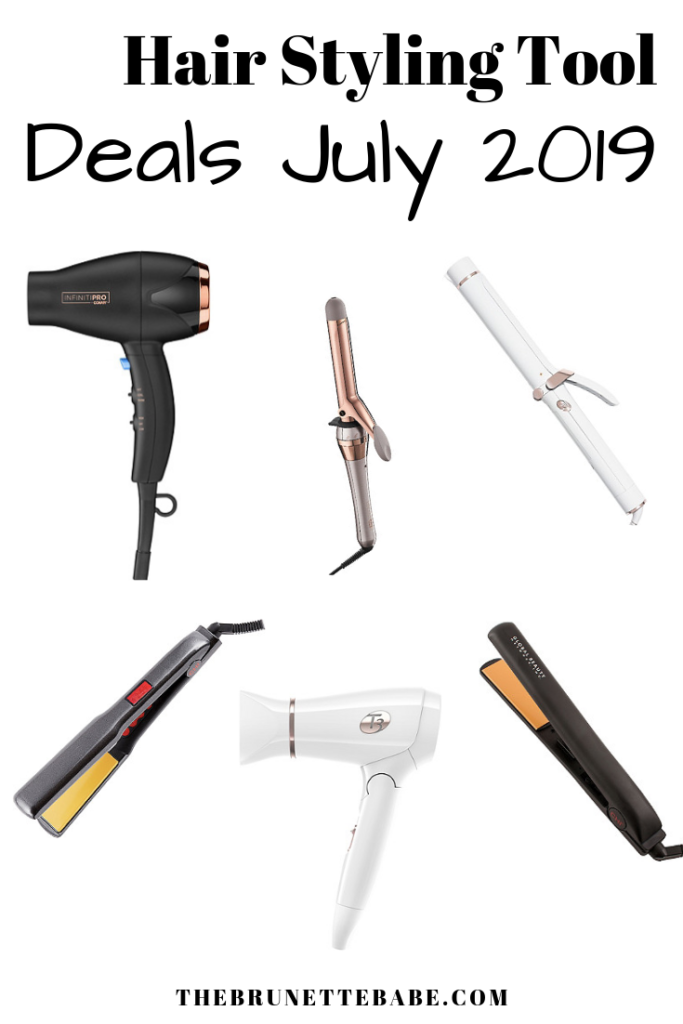 Hair Styling Tool Deals July 2019 The Brunette Babe Hair Tools Styling Tools Hair Styles