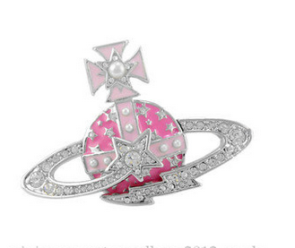Vivienne Westwood Brooch £27.75,67% off,welcome to our vivienne westwood online store.