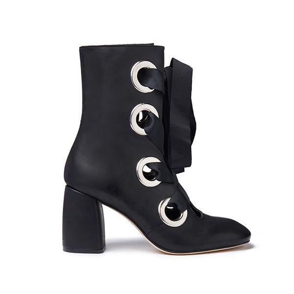 Alycia Miista Leather Pinterest Woman Black Numberbcn — Shoes wz7qRw4U