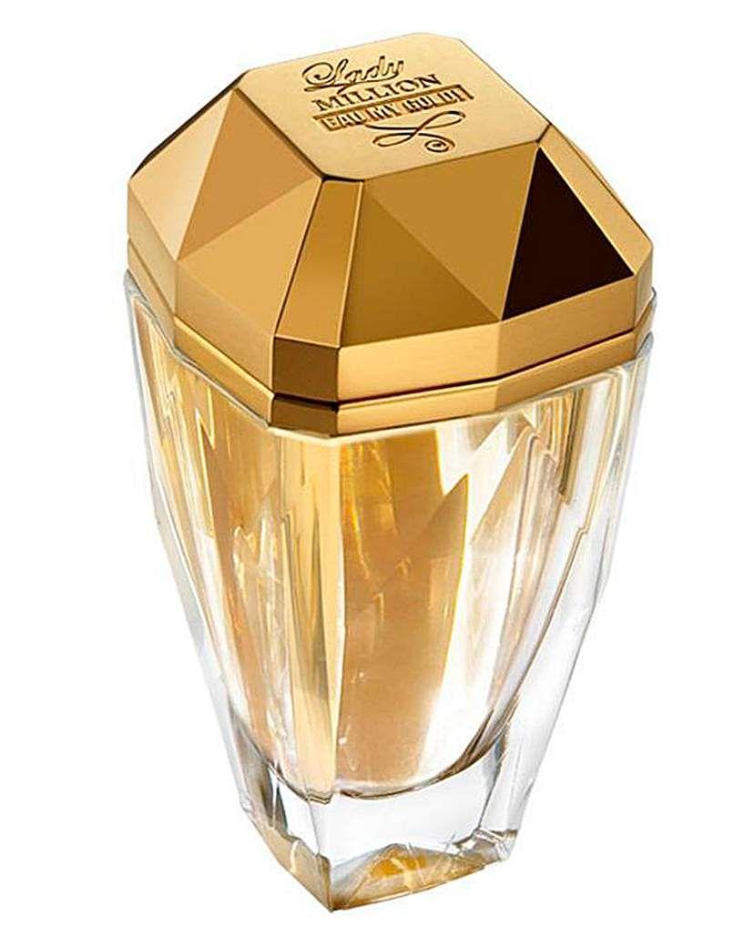 dbc1a1c4c8 Paco Rabanne Lady Million Eau My Gold 80