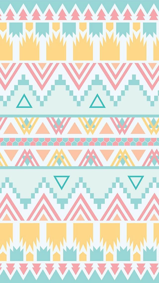 Tribal Print Background