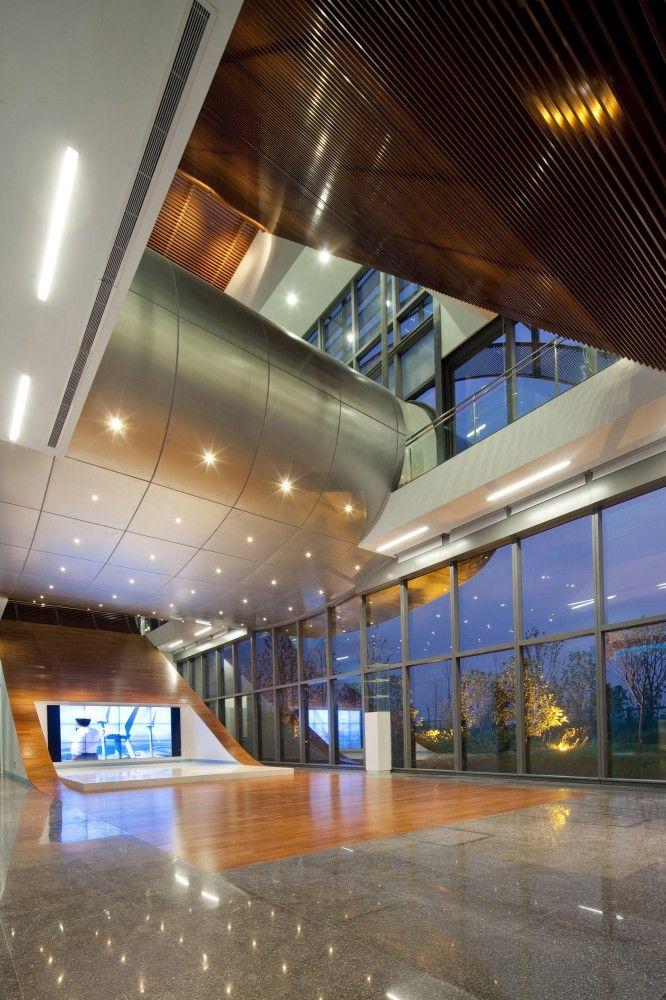Envision Energy Headquarters / AECOM