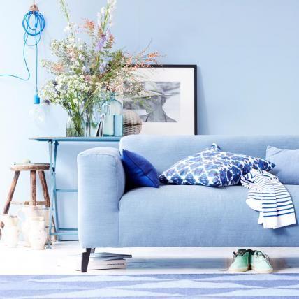 47 Blue Interior European Style Ideas To Inspire Today ...
