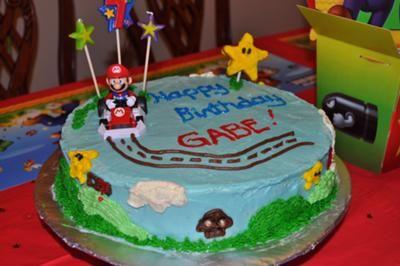 Mario Brothers Cakes 2 Luigi Inspiration cakes Pinterest