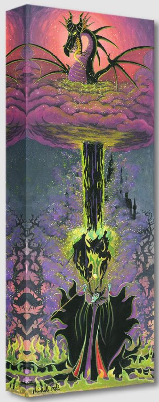 Maleficent's Transformation (Treasures)