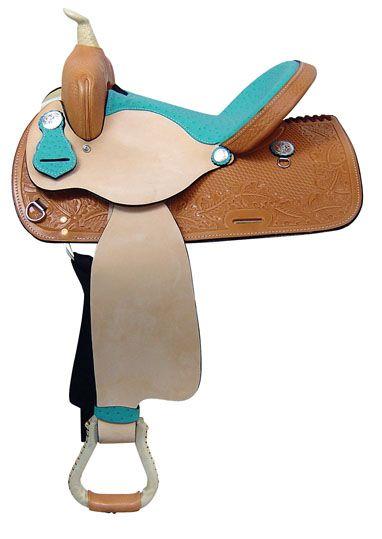 Barrel Racing Saddles Saddle King Of Texas The Sweetheart