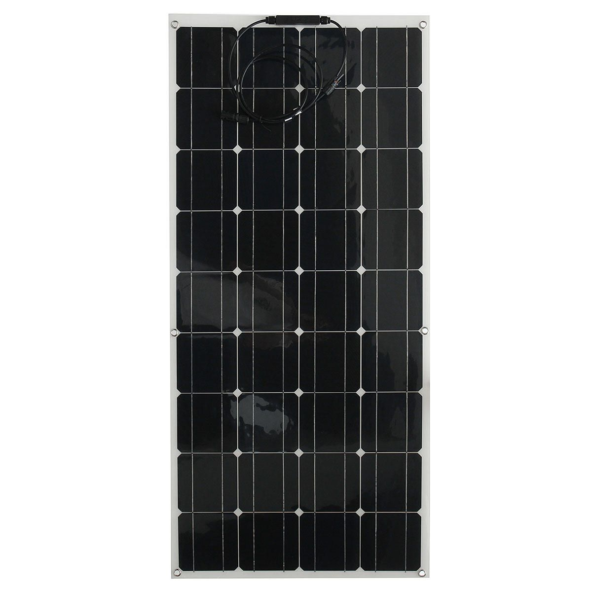 Elfeland El 11 130w 18v Semi Flexible Solar Panel With Cable For Home Rv Boat Electrical Equipment Supplies From Industrial Scientific On Banggood Com Flexible Solar Panels Solar Panels Buy Solar