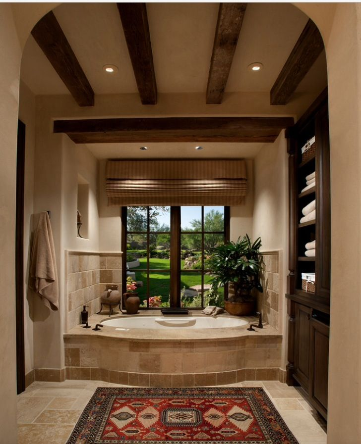 peaceful ideas waterfall showers. Peaceful bath time  although that window might be a little too revealing