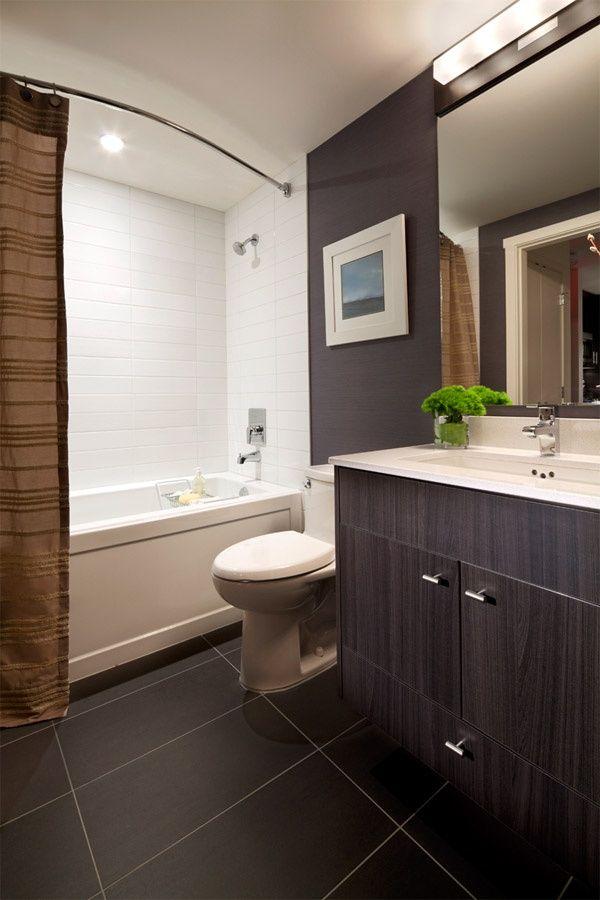 bathroom ideas for small condo ideas 2017-2018 Pinterest