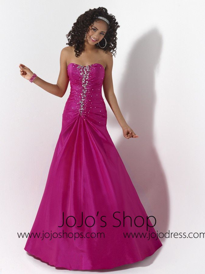 Pink Formal Prom Graduation Evening Dress HB2025B | Pinterest