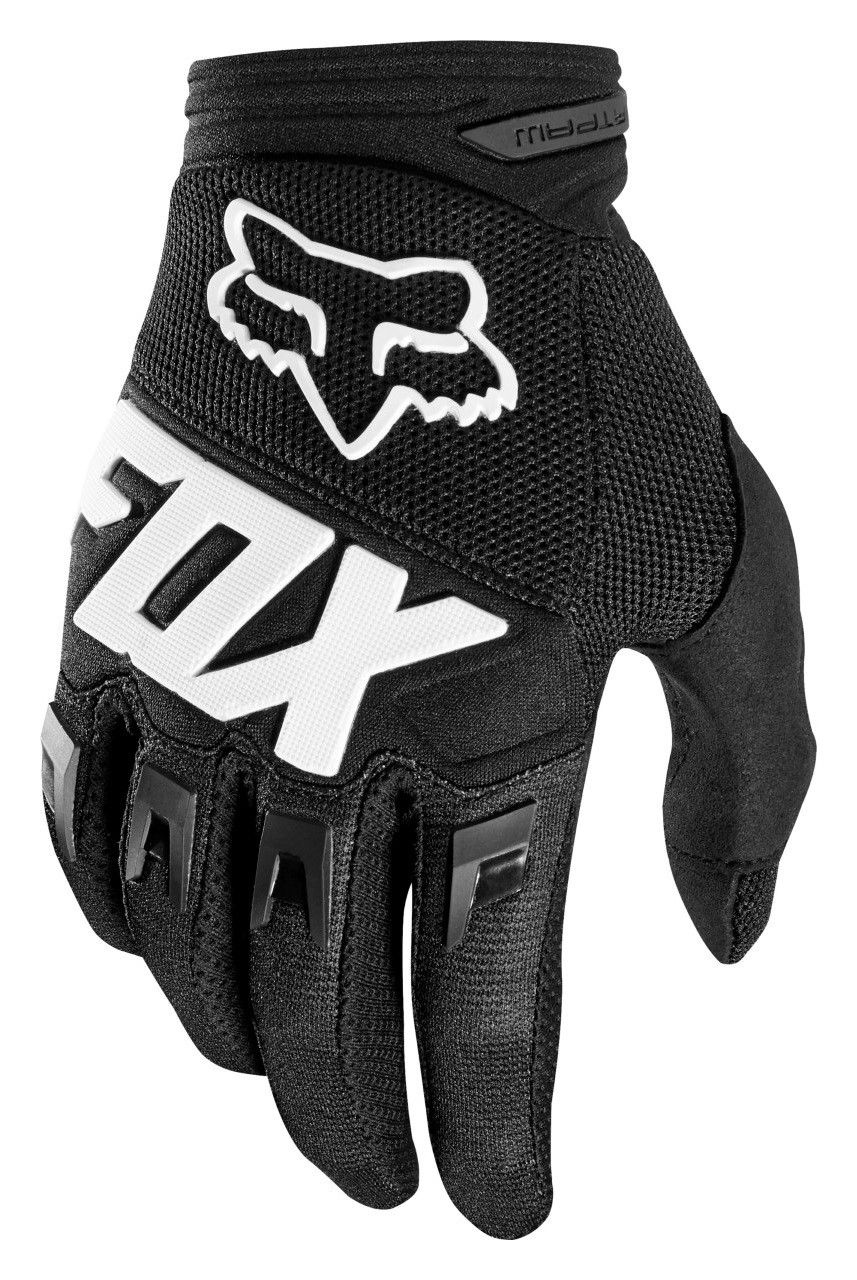 Fox Racing Dirtpaw Race Mens Off-Road Motorcycle Gloves