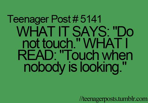 LOL! Too true :)