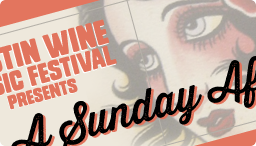 Should be great weather this Sunday for the annual Sunday Affair at Driftwood Estate Winery. We'll be there with our wines, so come see us!  http://www.austinwineandmusicfestival.com/