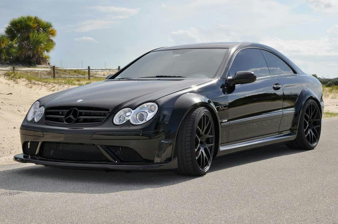 Mercedes Clk63 Amg Black Series C209 Amg Mercedes Benz Mercedes