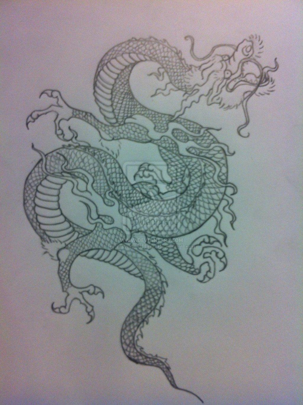 Chinese Dragon Tattoo Wallpaperxycom Asian Dragon
