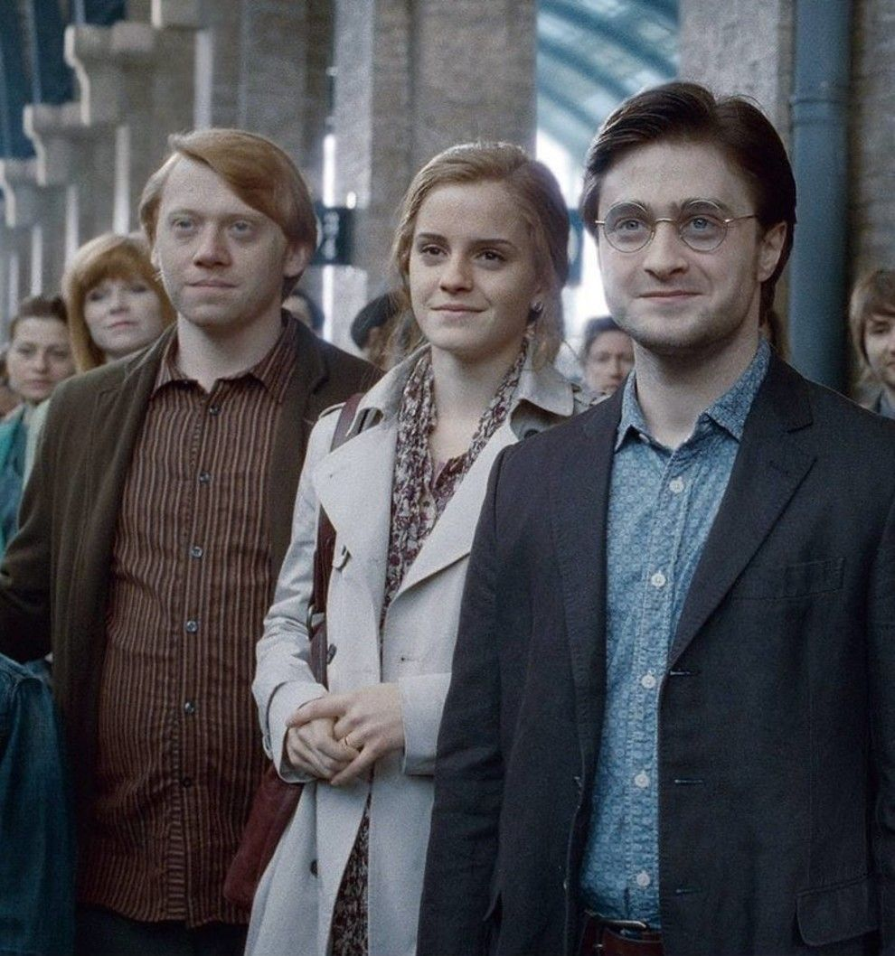 Harry And Ron Both Became Aurors And Completely Changed The Department Harry Potter Hp Harry Potter Harry Potter Magic