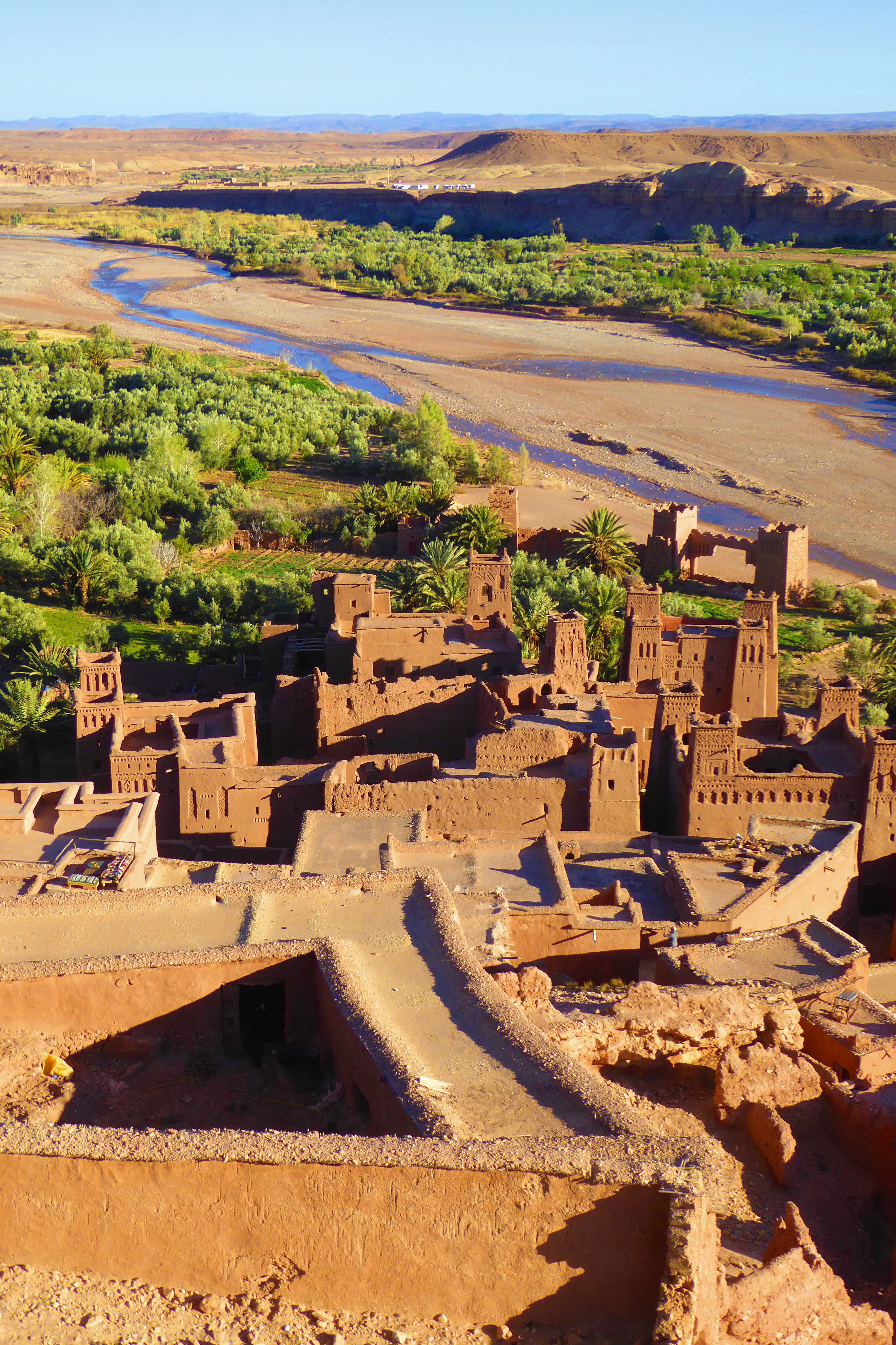 Aid Ben Haddou Outdoor, Tours, Water