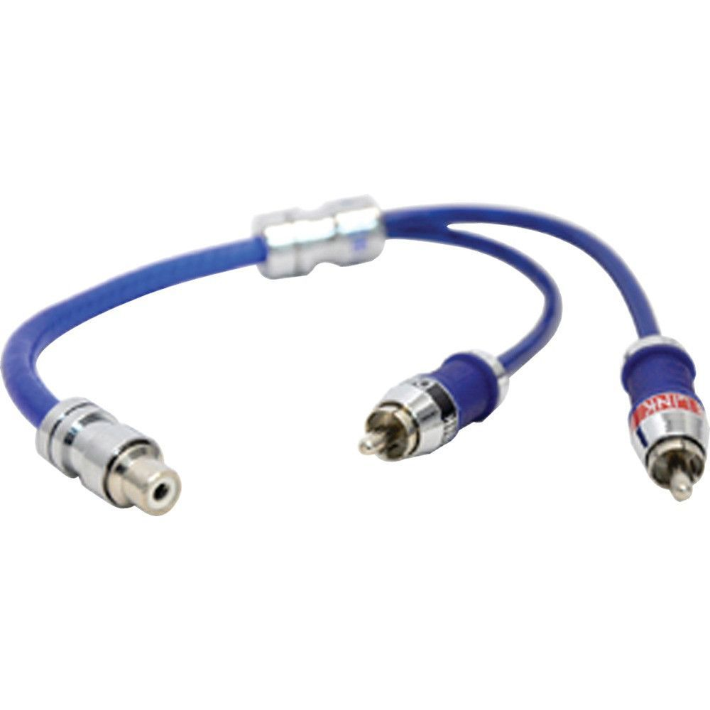 Db Link Strandflex Series Rca Y-adapter 1 Female To 2 Males