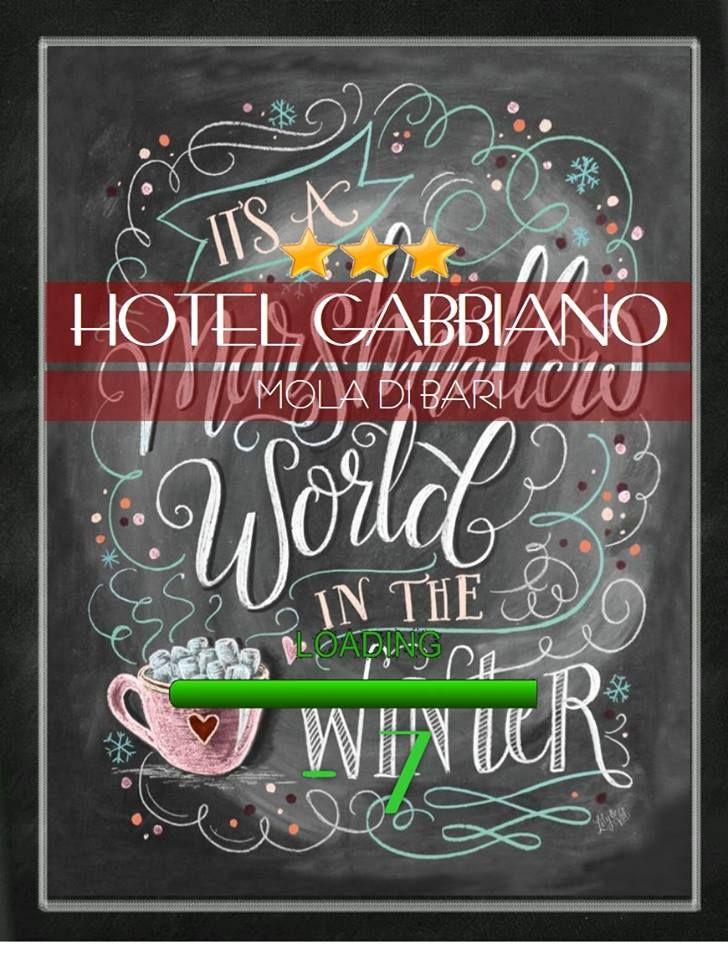 Waiting christmas 2017: - 7 #natale #christmas #noel #navidad #waitingchristmas #mercatini #alberodinatale #hotelgabbiano #moladibari #puglia #sun #sea #weekend #love #vacation #holiday #instatravel #tourism #hotelife #hotelroom #italy #meetings #hospitality #breakfast #hotelmarketing #relax #dayuse #apulia #santaclause #santaclause