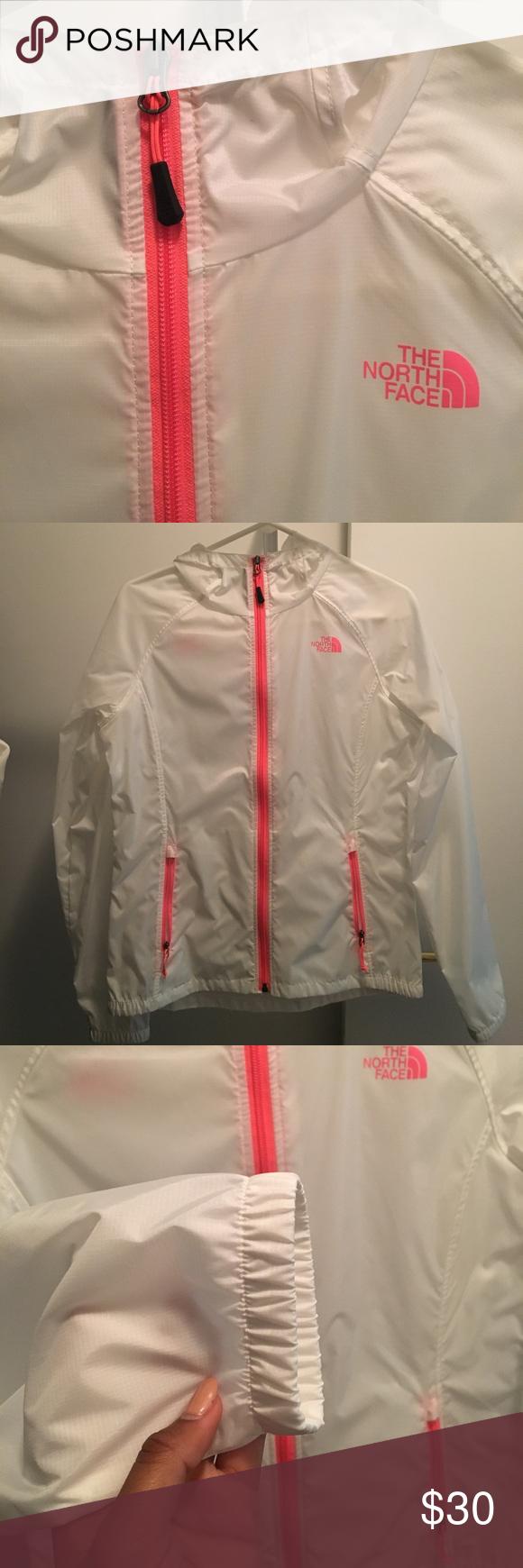 •NorthFace Rain Jacket• Lightweight see through jacket North Face Jackets & Coats