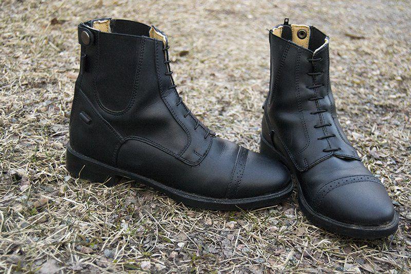 HORZE Spirit Kilkenny Jodhpur Boots