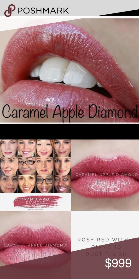 Limited Edition Caramel Apple Diamond LipSense