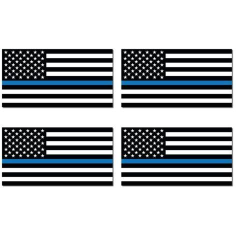 Bumper Stickers Blue Lives Matter