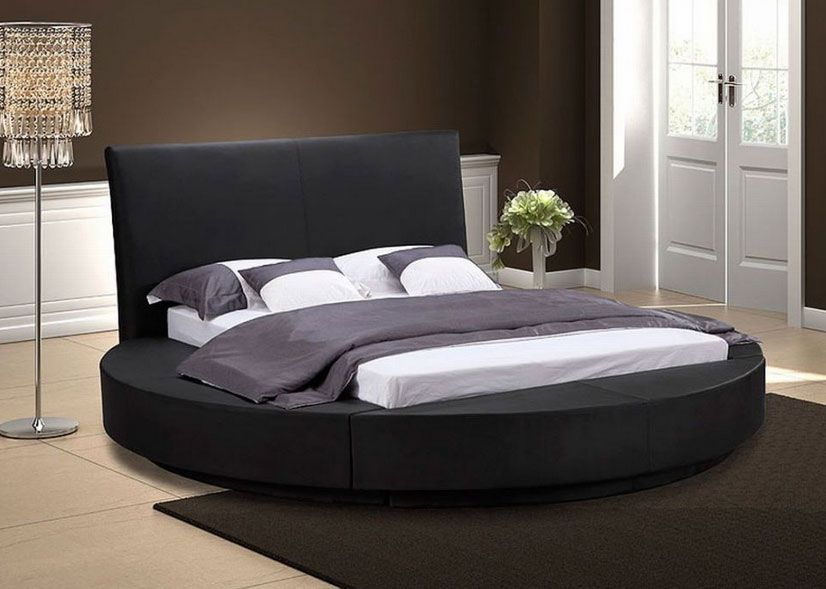 Icon Of Best Bedroom Remodelling With Cheap Round Bed